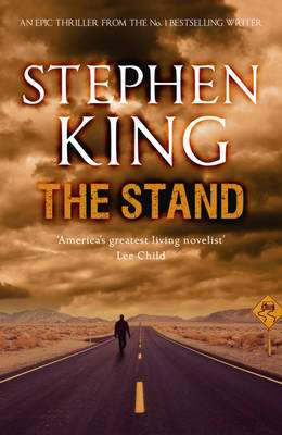 Cover of The Stand - Stephen King - 9781444720730
