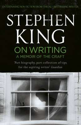 Cover of On Writing - Stephen King - 9781444723250