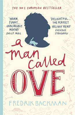 Cover of A Man Called Ove - Fredrik Backman - 9781444775815