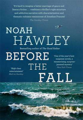 Cover of Before the Fall - Noah Hawley - 9781444779776