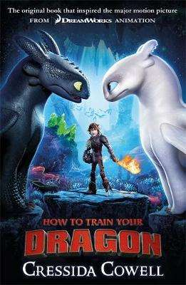 Cover of How to Train Your Dragon: Book 1 - Cressida Cowell - 9781444950380
