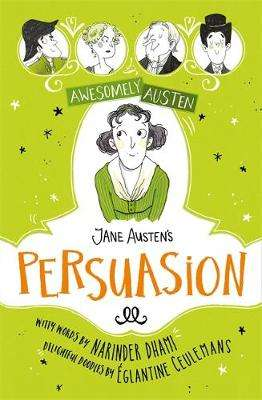 Cover of Jane Austen's  Persuasion - Narinder Dhami - 9781444950632