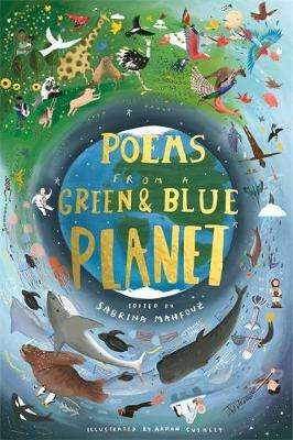 Cover of Poems from a Green and Blue Planet - Sabrina Mahfouz - 9781444951240