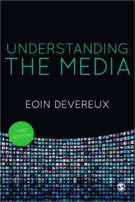 Cover of Understanding the Media 3rd Edition - Eoin Devereux - 9781446248805