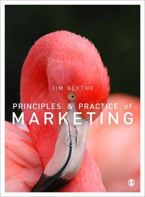 Cover of Principles and Practice of Marketing - Jim Blythe - 9781446274002