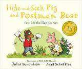Cover of Tales From Acorn Wood: Hide-and-seek Pig And Postman Bear - Julia Donaldson - 9781447273448