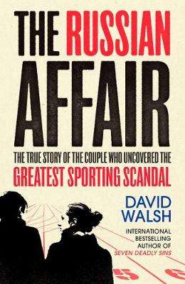 Cover of The Russian Affair - David Walsh - 9781471158162