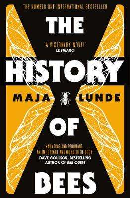 Cover of The History of Bees - Maja Lunde - 9781471162770