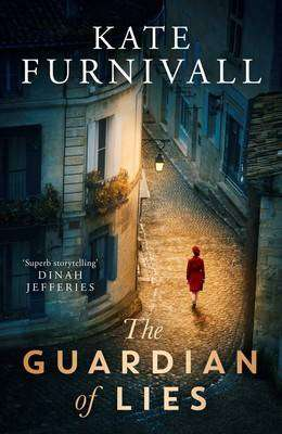 Cover of The Guardian of Lies - Kate Furnivall - 9781471172342