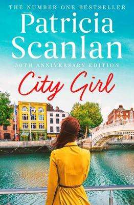 Cover of City Girl - Patricia Scanlan - 9781471194894