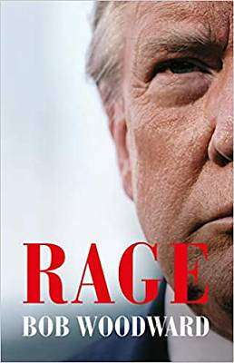 Cover of Rage - Bob Woodward - 9781471197710