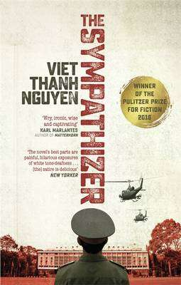 Cover of The Sympathizer - Viet Thanh Nguyen - 9781472151360