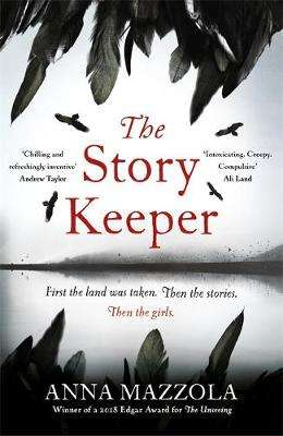 Cover of The Story Keeper - Anna Mazzola - 9781472234803