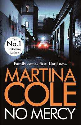 Cover of No Mercy - Martina Cole - 9781472249449