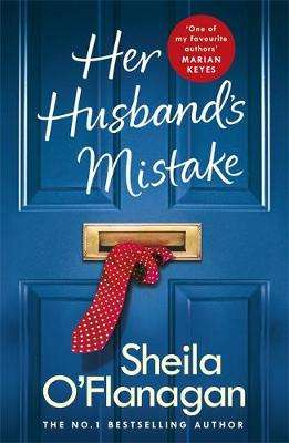 Cover of Her Husband's Mistake - Sheila O'Flanagan - 9781472254757