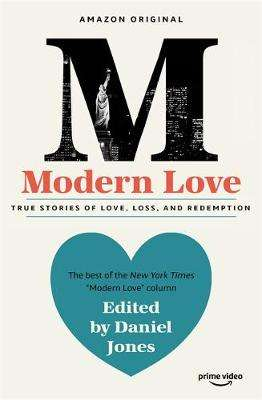 Cover of MODERN LOVE - Daniel Jones - 9781472270337