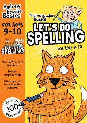 Cover of Let's do Spelling 9-10 - Andrew Brodie - 9781472908629