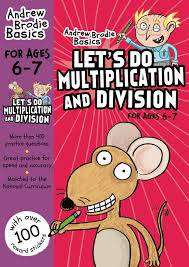 Cover of Let's Do Multiplication and Division 6-7 - Andrew Brodie - 9781472926302