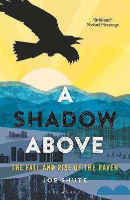 Cover of A Shadow Above: The Fall and Rise of the Raven - Joe Shute - 9781472940292