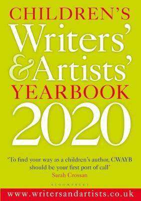 Cover of Children's Writers' & Artists' Yearbook 2020 - 9781472947635