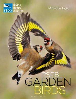 Cover of RSPB Garden Birds - Marianne Taylor - 9781472955913