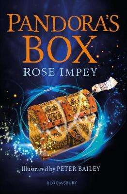 Cover of Pandora's Box: A Bloomsbury Reader - Rose Impey - 9781472967466
