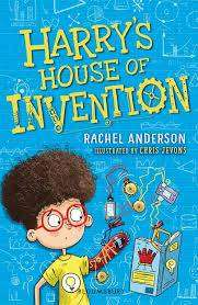 Cover of Harry's House of Invention: A Bloomsbury Reader - Rachel Anderson - 9781472967558