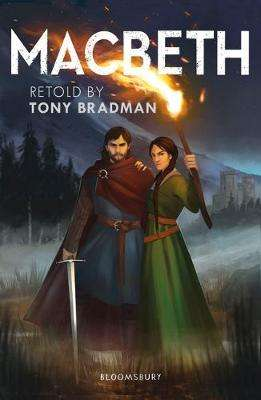 Cover of Macbeth: A Bloomsbury Reader - Tony Bradman - 9781472967862