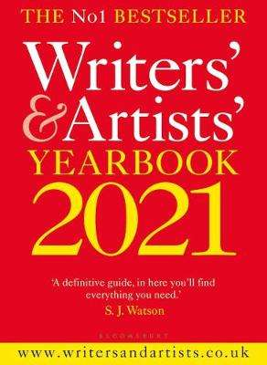 Cover of Writers' & Artists' Yearbook 2021 - 9781472968166