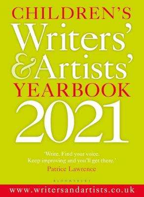 Cover of Children's Writers' & Artists' Yearbook 2021 - 9781472968180