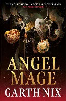 Cover of Angel Mage - Garth Nix - 9781473227736