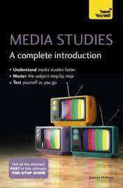 Cover of Media Studies: A Complete Introduction - Joanne Hollows - 9781473618985