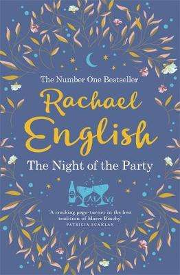 Cover of Night of the Party - Rachael English - 9781473653764