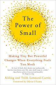 Cover of The Power of Small: Making Powerful Changes When Everything Feels Too Much - Leonard-Curtin, Aisling & Trish - 9781473666986