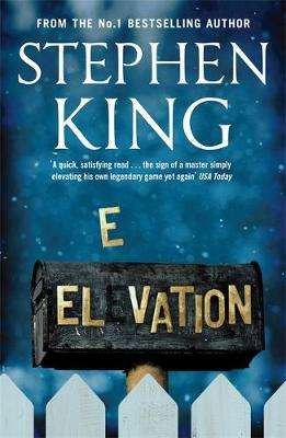 Cover of Elevation - Stephen King - 9781473691537