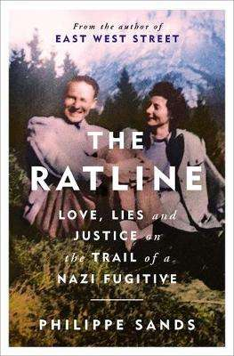 Cover of The Ratline - Philippe Sands - 9781474608138