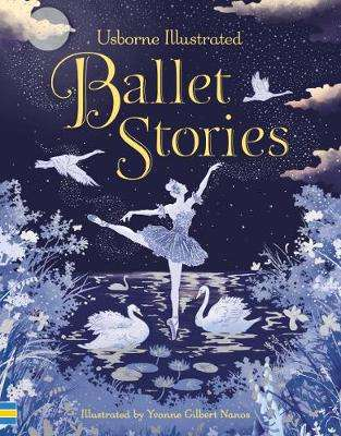 Cover of Illustrated Ballet Stories - Various - 9781474922050