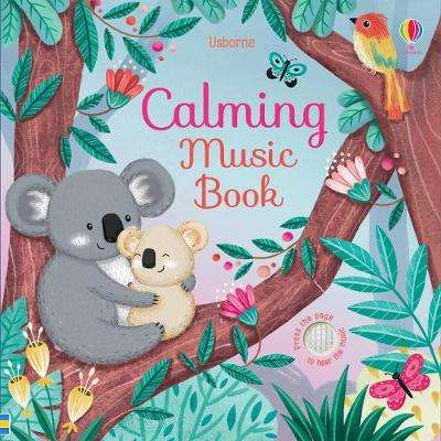 Cover of Calming Music Book - Sam Taplin - 9781474948487
