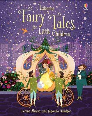 Cover of Fairy Stories for Little Children - Various - 9781474951784
