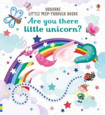 Cover of Are you there little unicorn? - Sam Taplin - 9781474952521