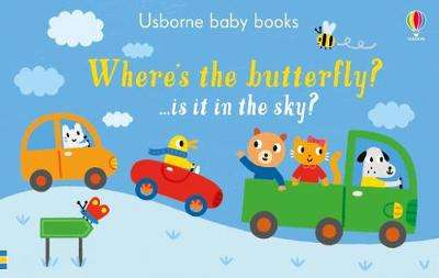 Cover of Where's the Butterfly? - Sam Taplin - 9781474953702