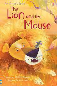 Cover of The Lion and the Mouse - Susanna Davidson - 9781474956550