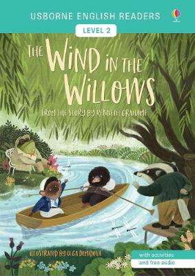 Cover of The Wind in the Willows - Mairi MacKinnon - 9781474958011