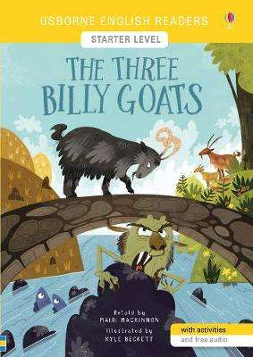 Cover of The Three Billy Goats - Mairi Mackinnon - 9781474959896