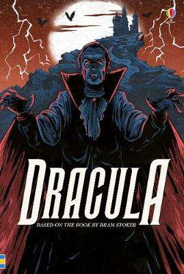 Cover of Dracula - Mary Sebag-Montefiore - 9781474959971