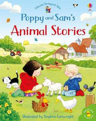 Cover of Poppy and Sam's Animal Stories - Heather Amery - 9781474962575