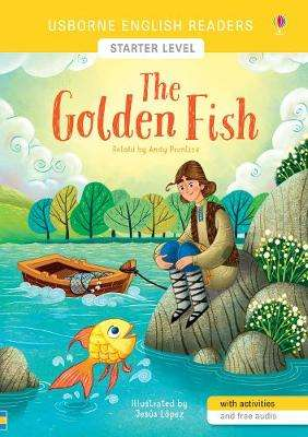 Cover of The Golden Fish - Mairi MacKinnon - 9781474964029
