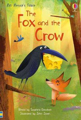 Cover of The Fox and the Crow - Susanna Davidson - 9781474964340