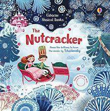 Cover of The Nutcracker - Fiona Watt - 9781474968034