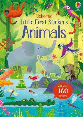 Cover of Little First Stickers Animals - Kristie Pickersgill - 9781474968249